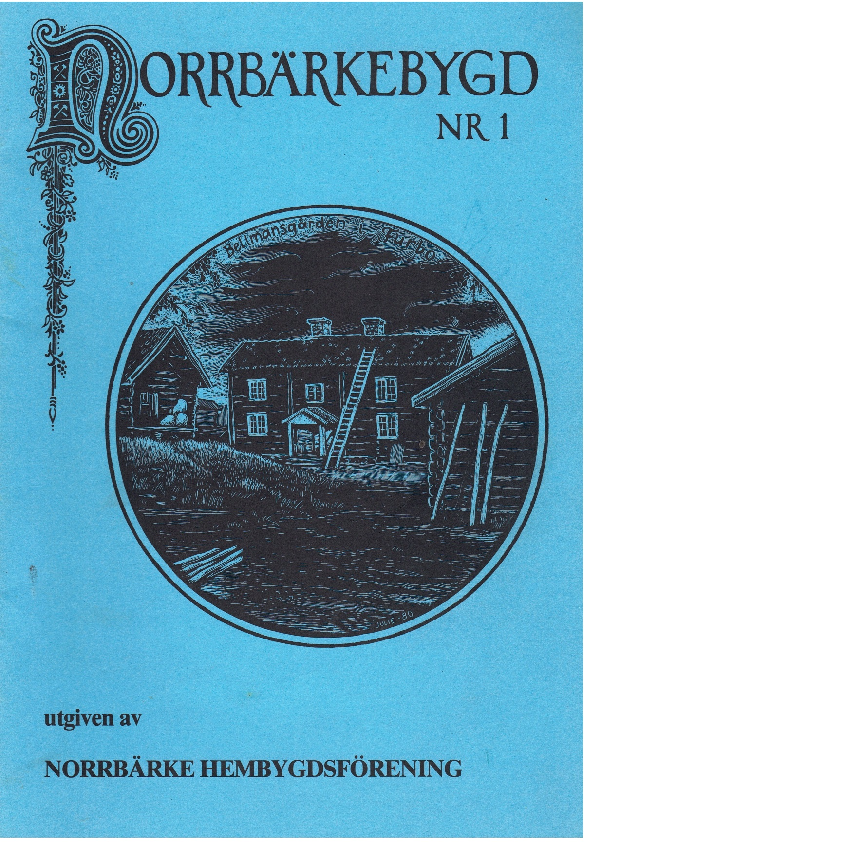 Norrbärkebygd 1 - Red.