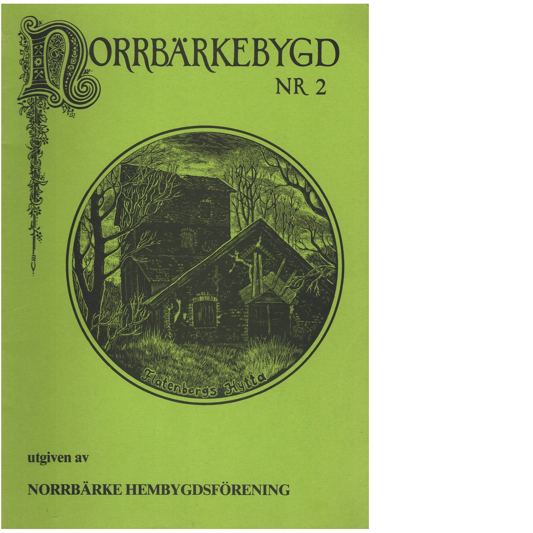 Norrbärkebygd 2 - Red.