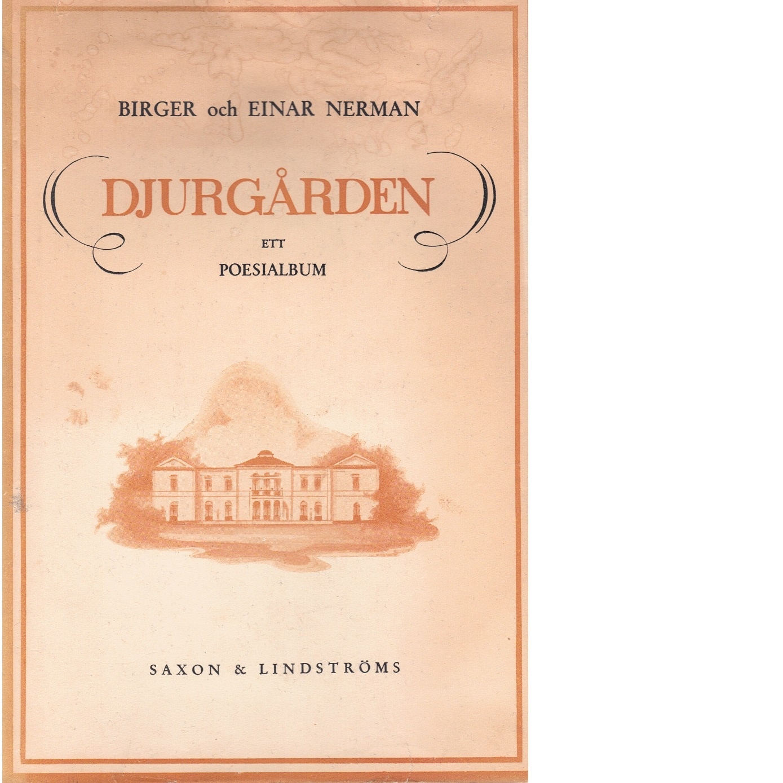 Djurgården - Nerman, Birger och Einar