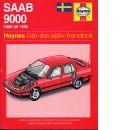 SAAB 9000 1985 till 1995 - Red.