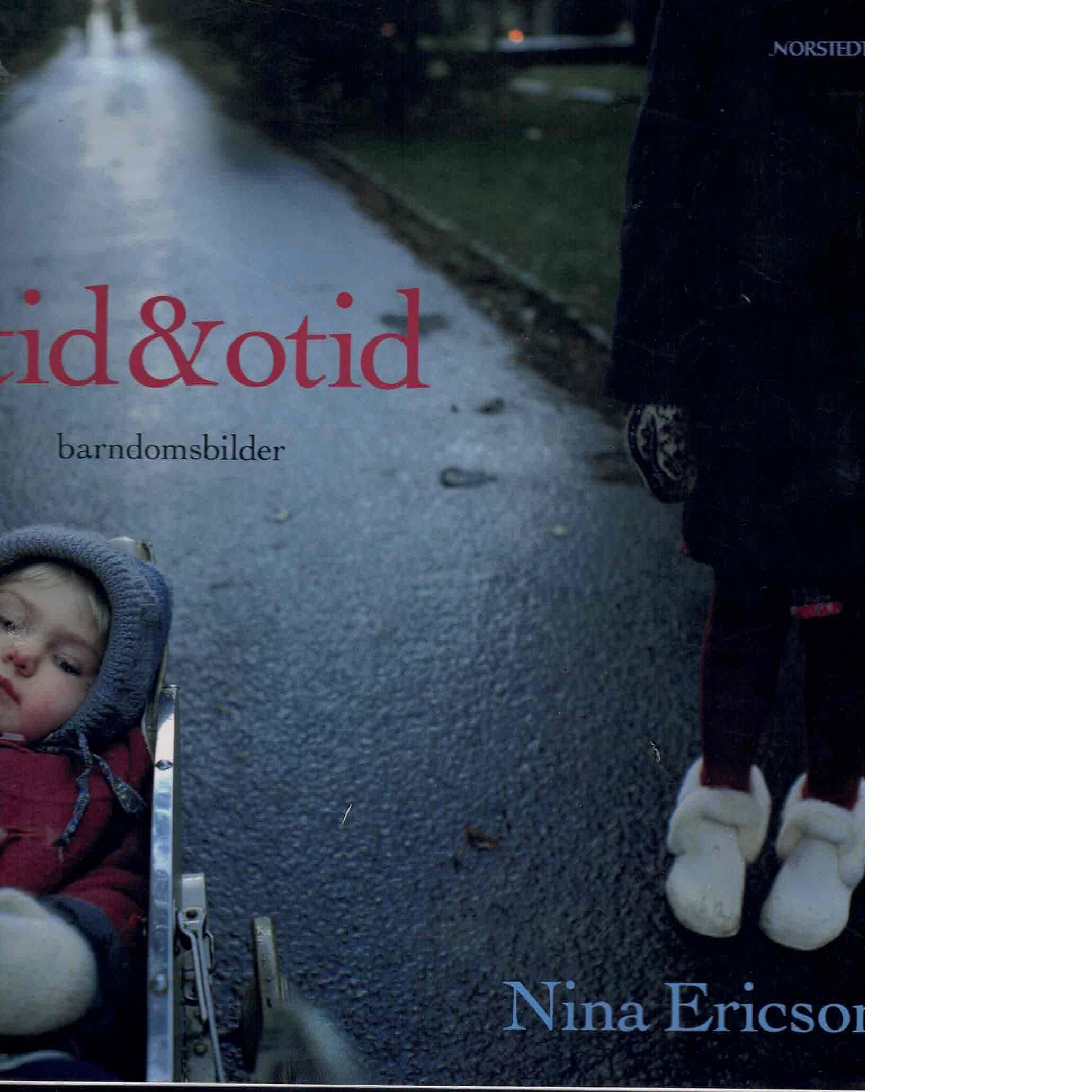 Tid & otid - Östman, Nina