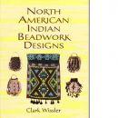 North American Indian Beadwork Designs - Wissler, Clark