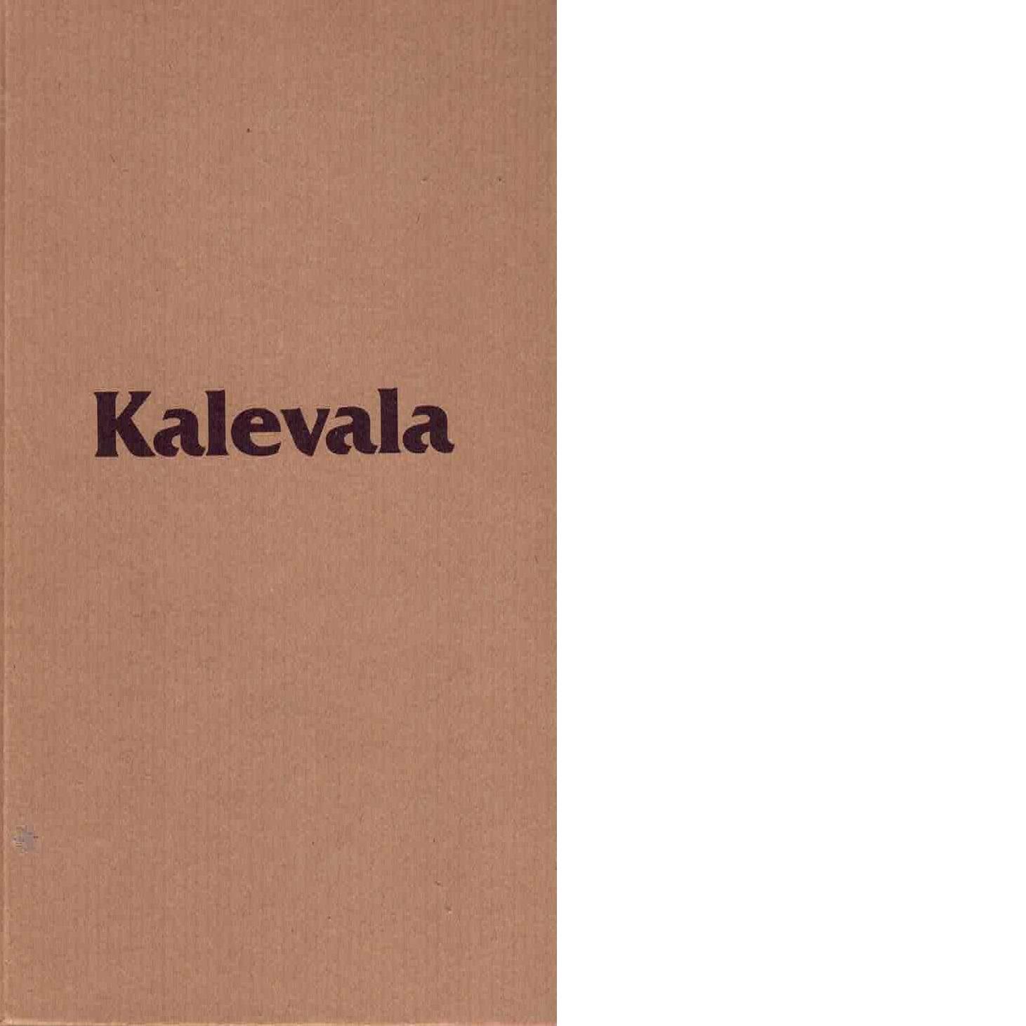 Kalevala - Red.