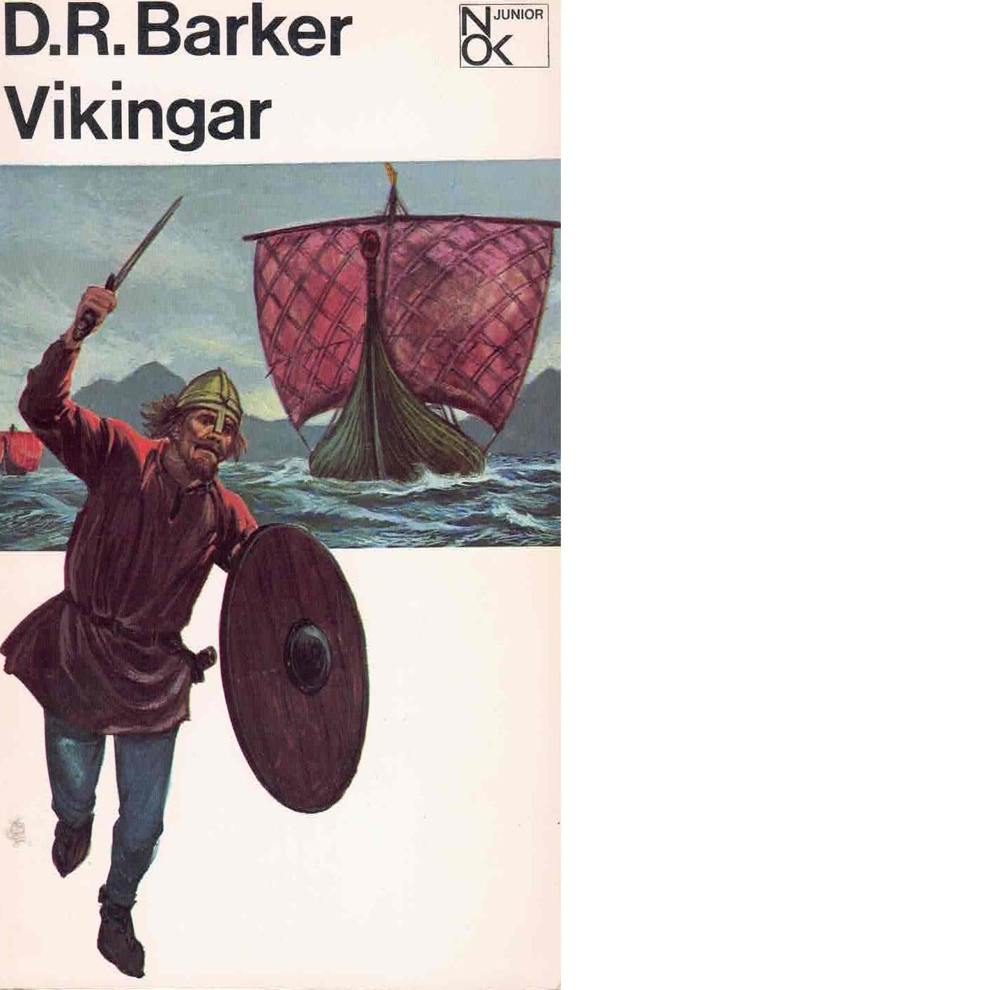 Vikingar - Barker, Derek Roland