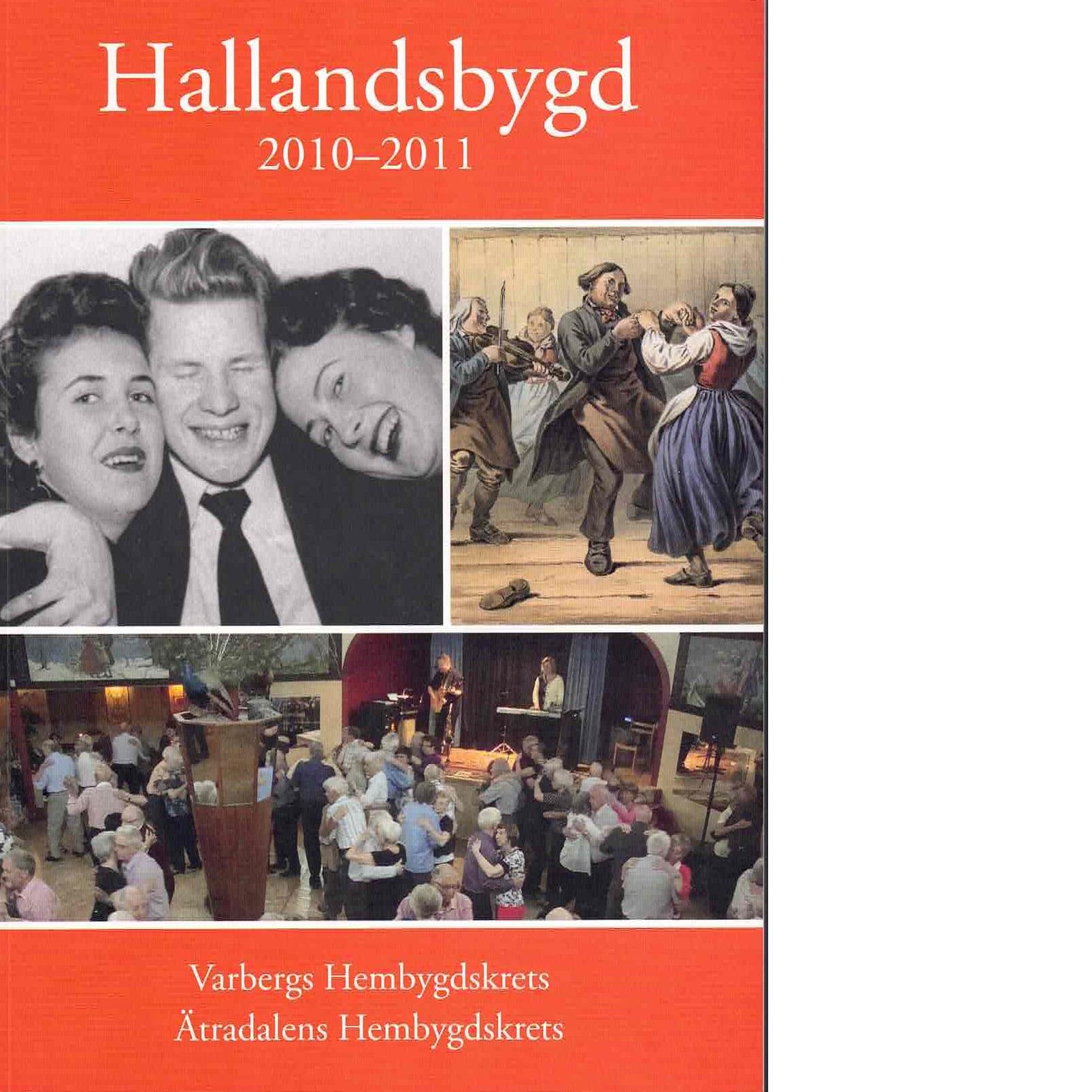 Hallandsbygd 2010 -2011 - Red.