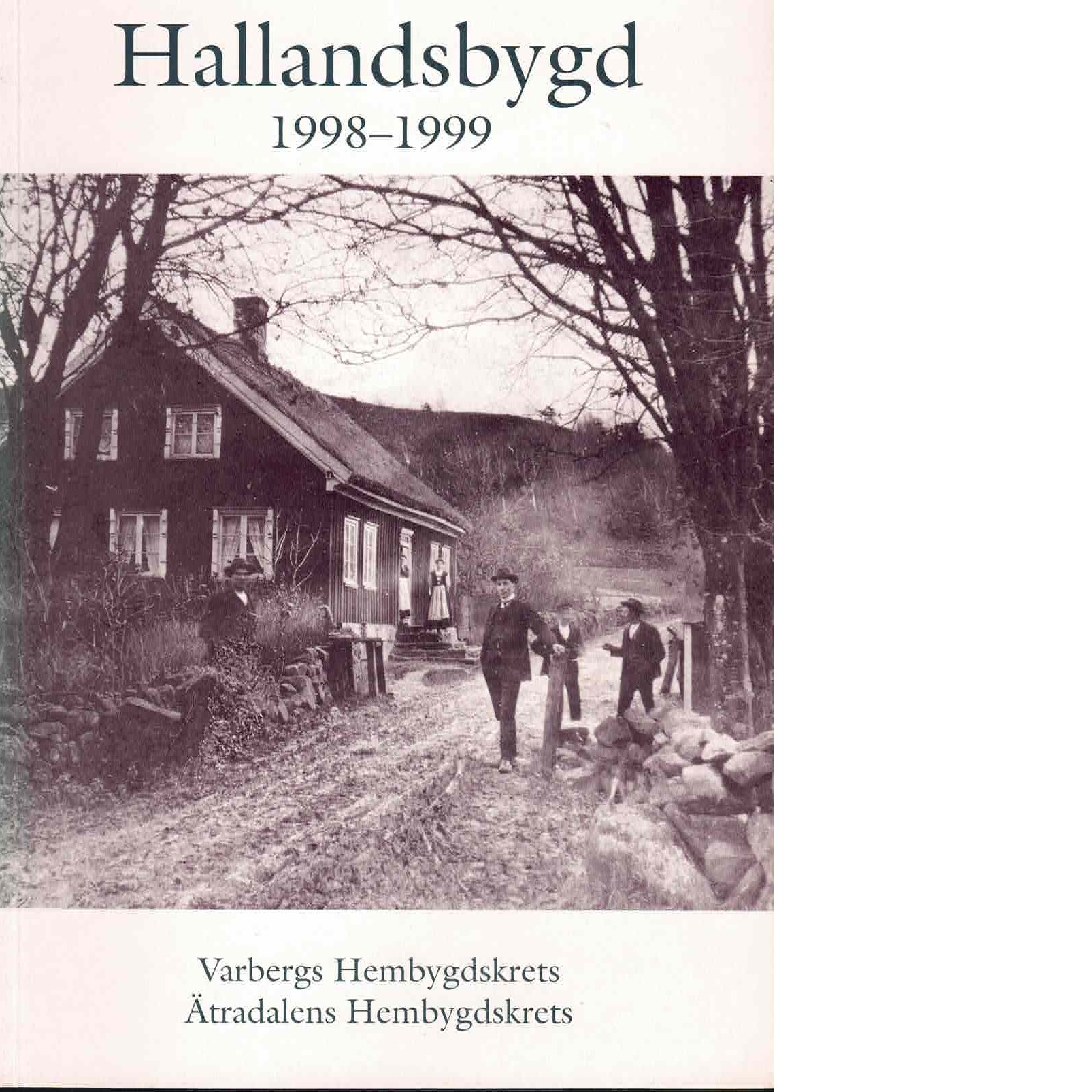 Hallandsbygd 1998-99 - Red.