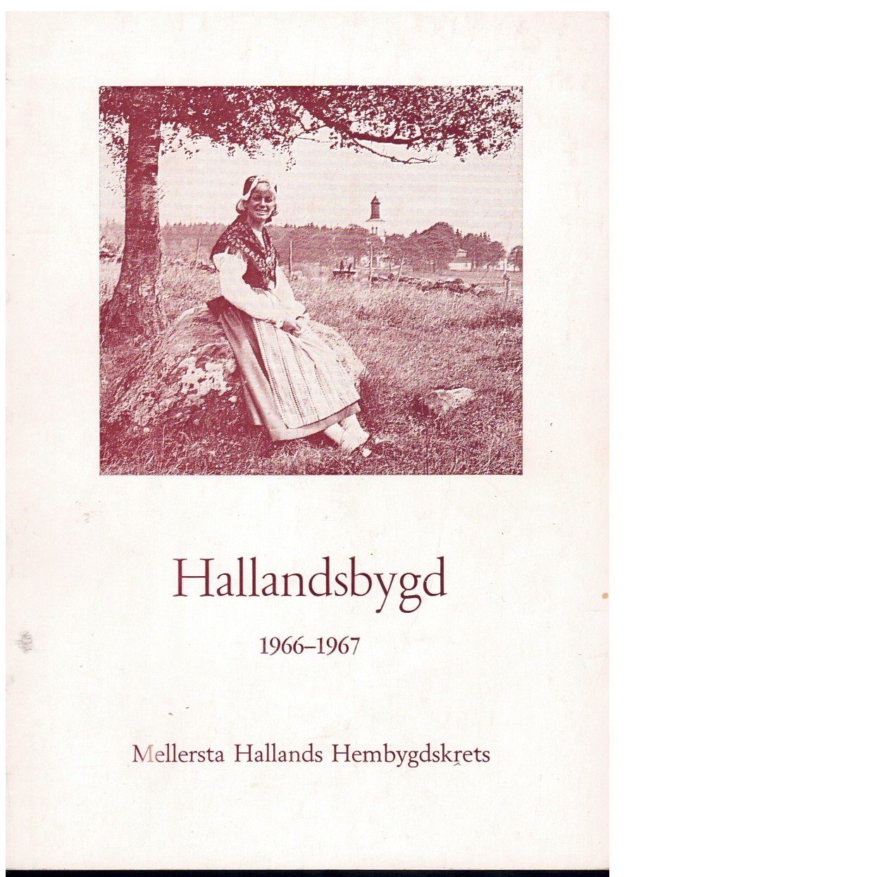 Hallandsbygd 1966-67 - Red.