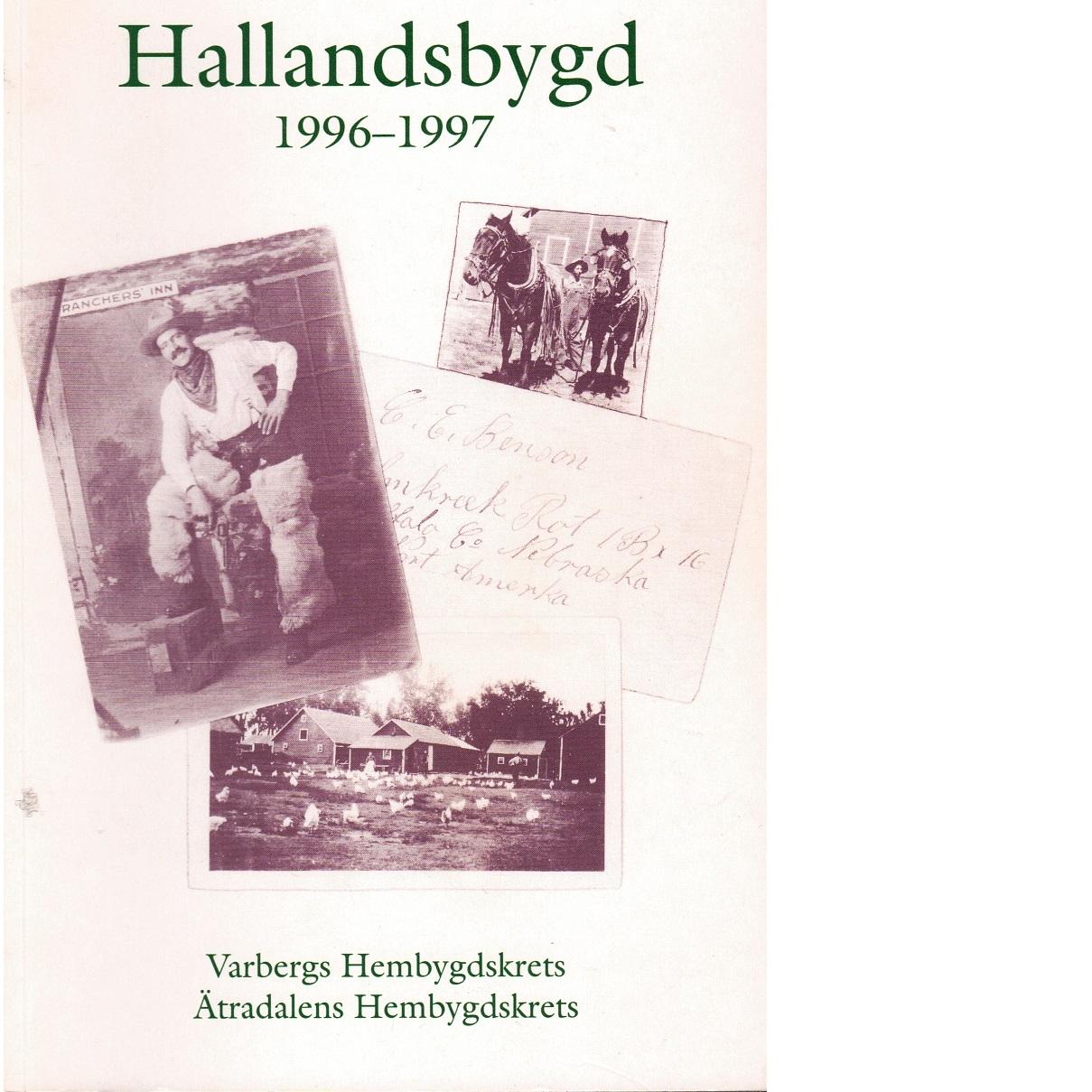 Hallandsbygd 1996-97 - Red.