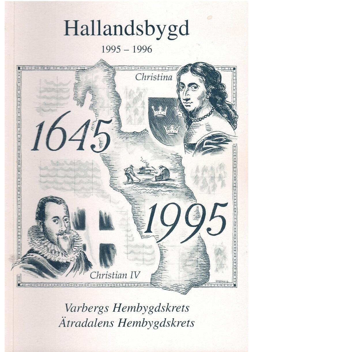 Hallandsbygd 1995-96 - Red.