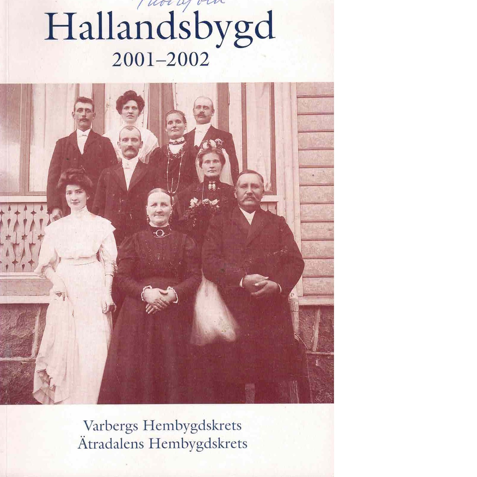 Hallandsbygd 2001-2002 - Red.