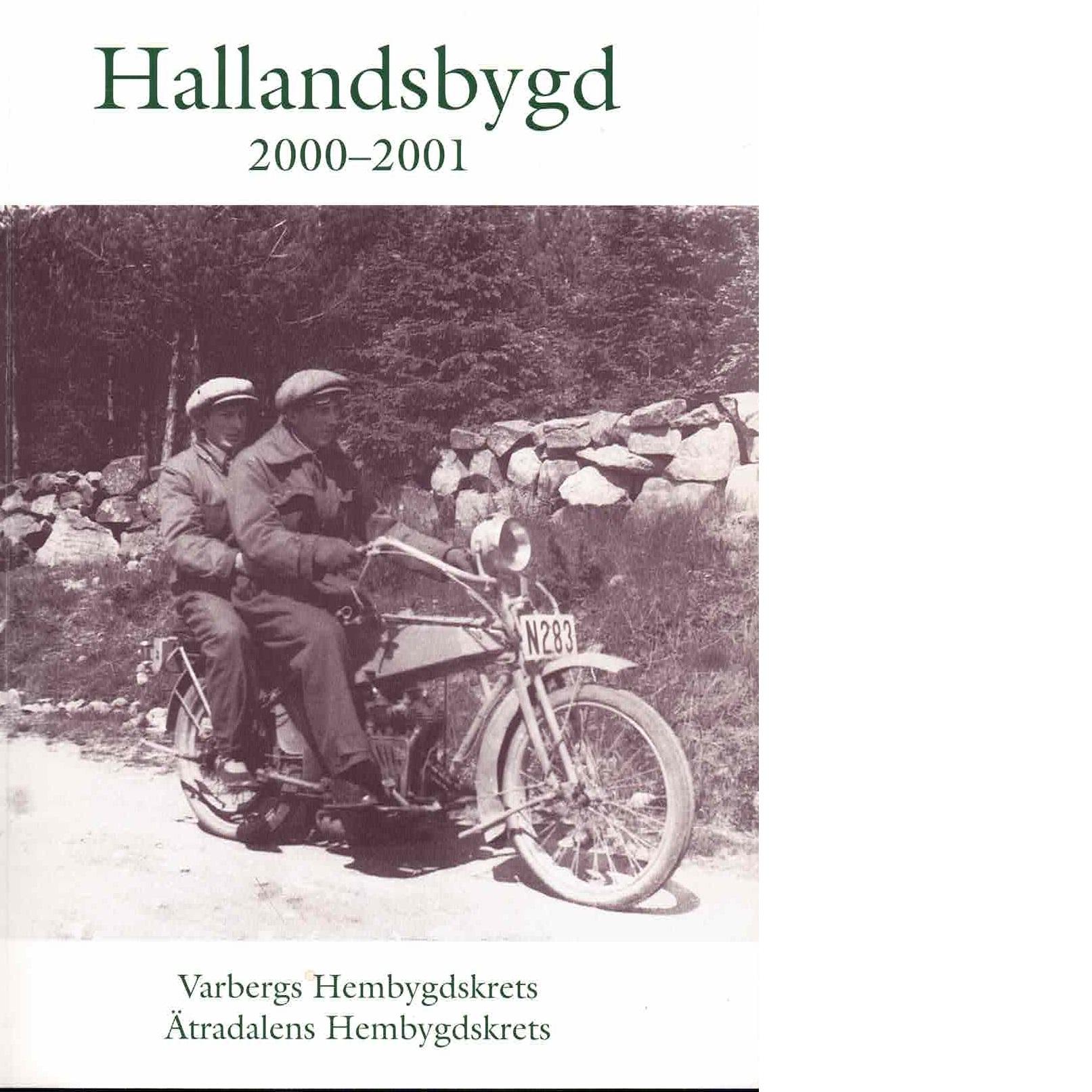 Hallandsbygd 2000-2001 - Red.