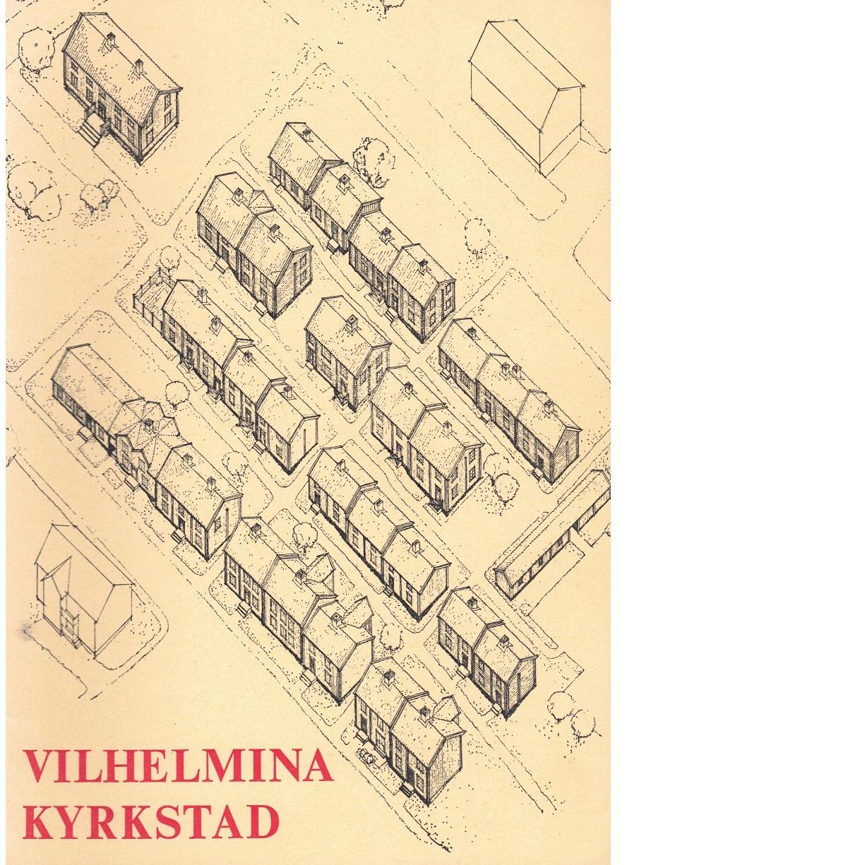 Vilhelmina kyrkstad - Red.