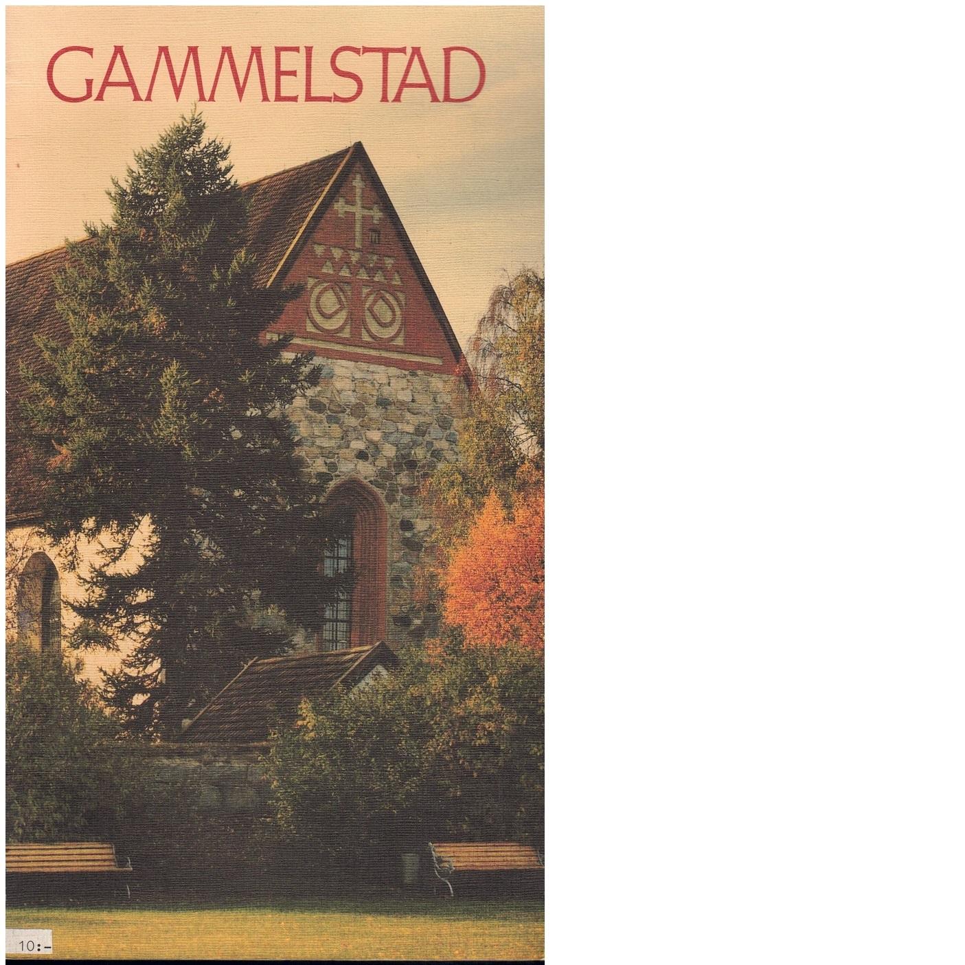 Gammelstad - Red.