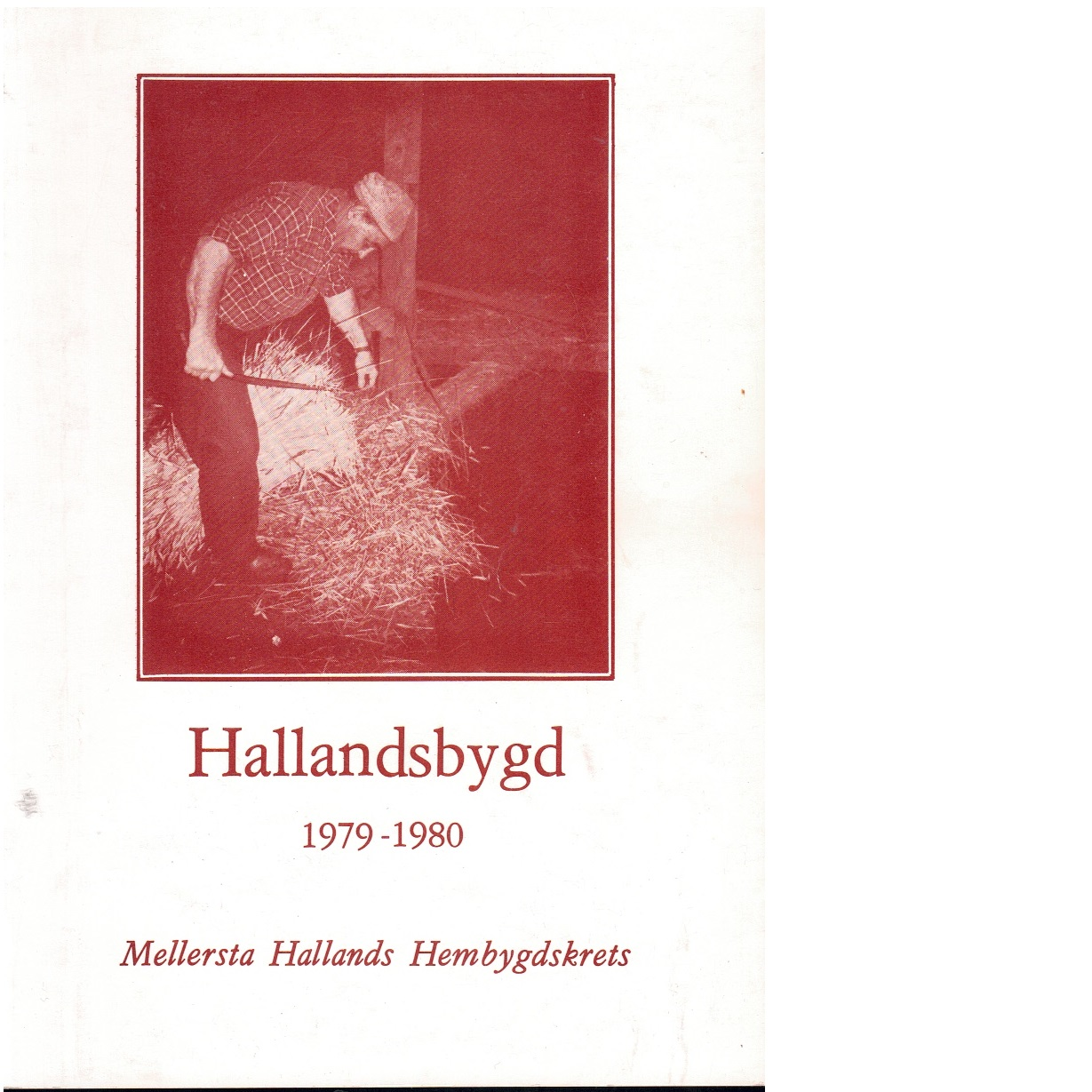 Hallandsbygd 1979-80 - Red.