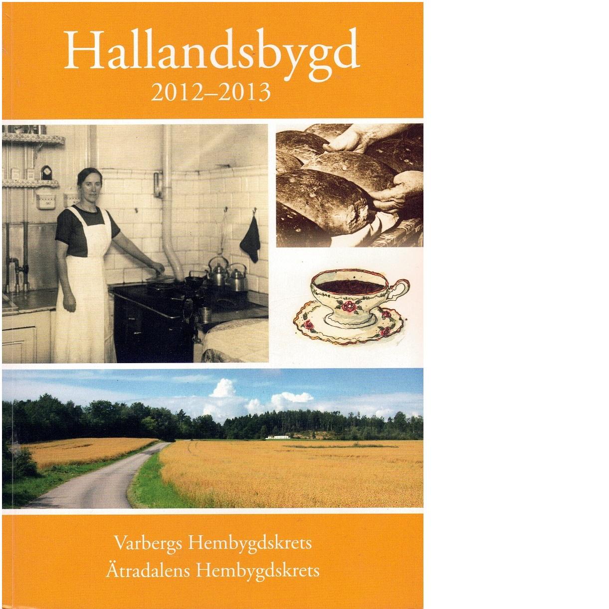 Hallandsbygd 2012-2013 - Red.