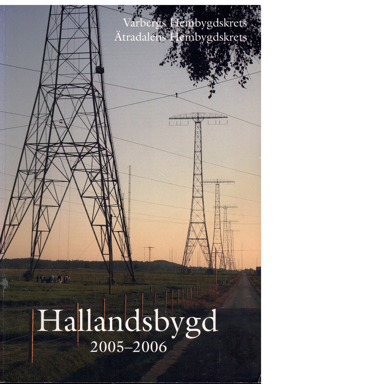 Hallandsbygd 2005-2006 - Red.