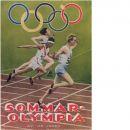 Sommar-olympia 1936 : de femtonde olympiska sommaspelen i Berlin - Jonasson, D.
