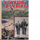 Vinter-olympia 1936 : de fjärde olymska vinterspelen i Garmisch-Partenkirchen - Jonasson, D.