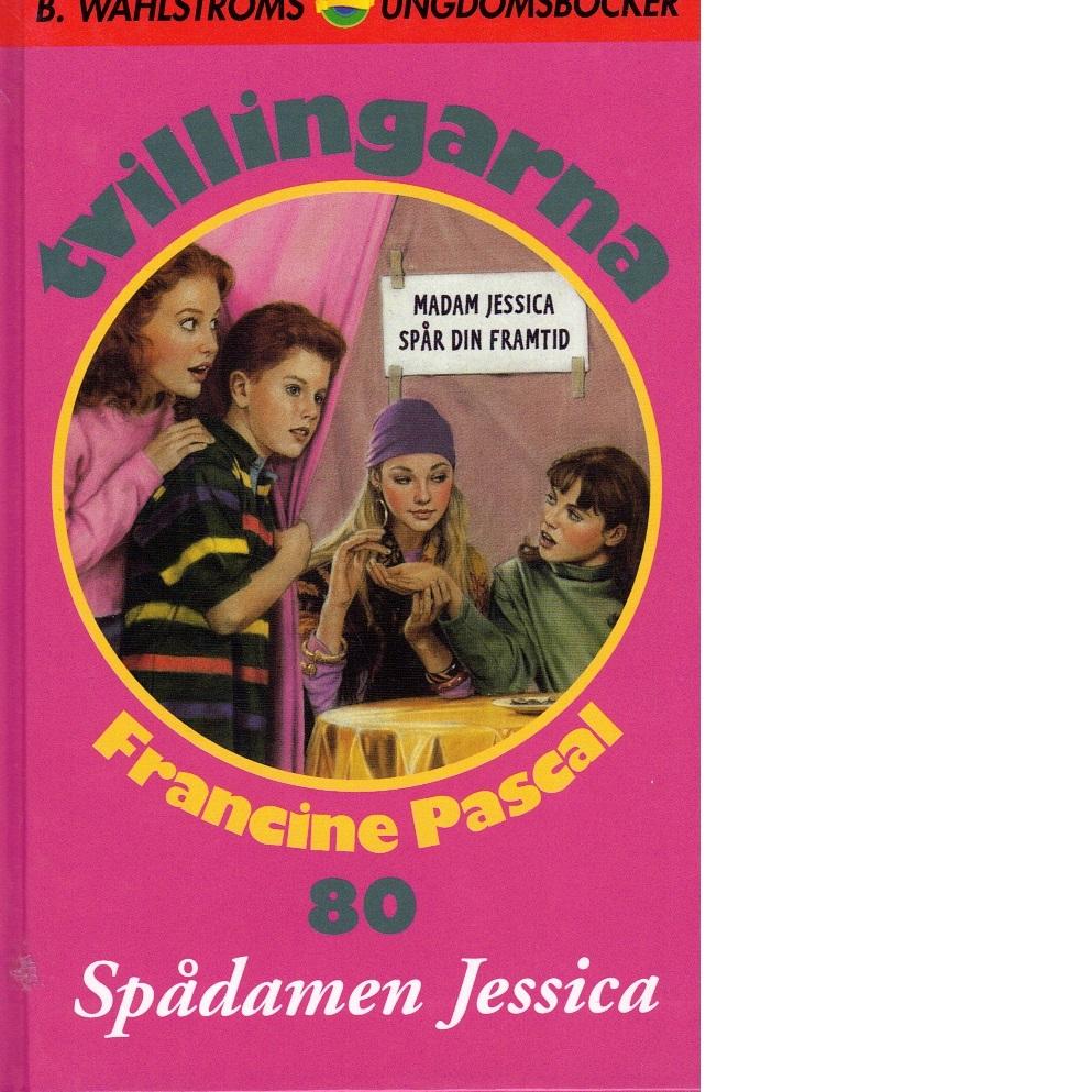 Tvillingarna 80 : Spådamen Jessica - Pascal, Francine