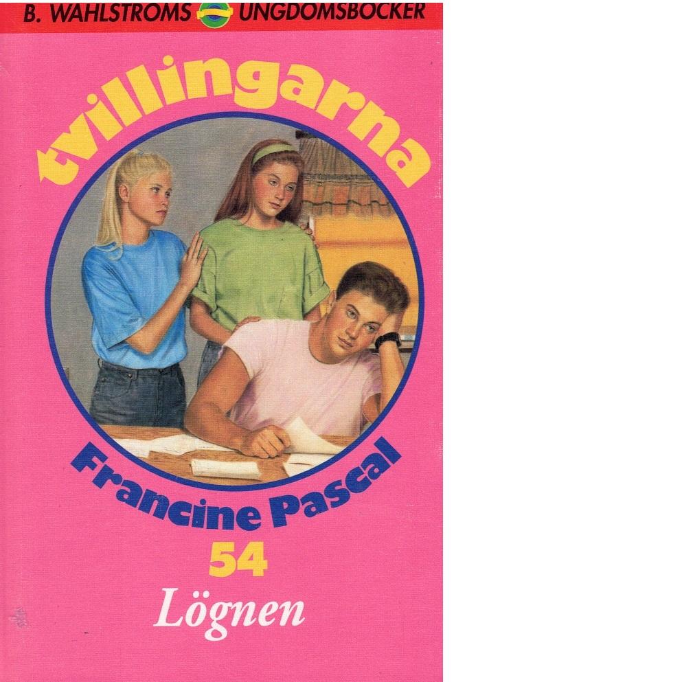 Tvillingarna 54 Lögnen - Pascal, Francine