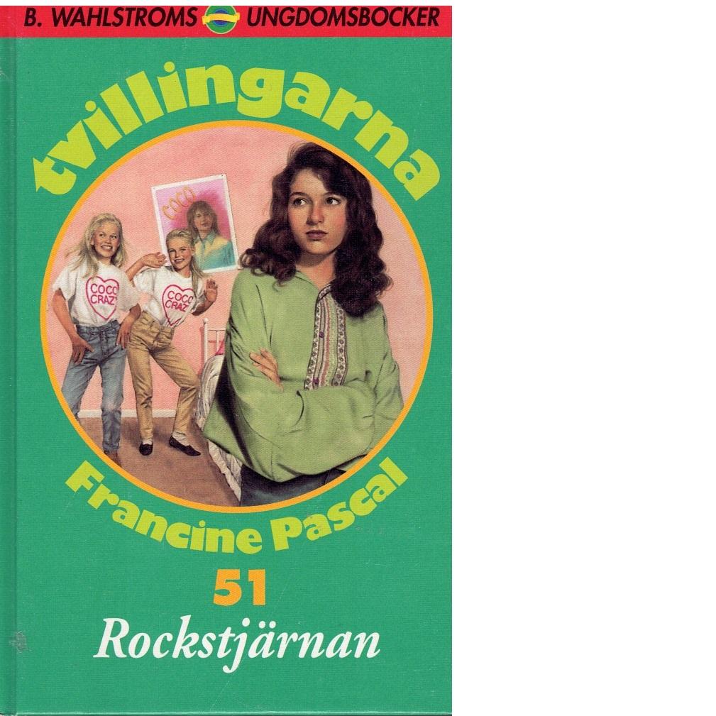 Tvillingarna 51 Rockstjärnan - Pascal, Francine