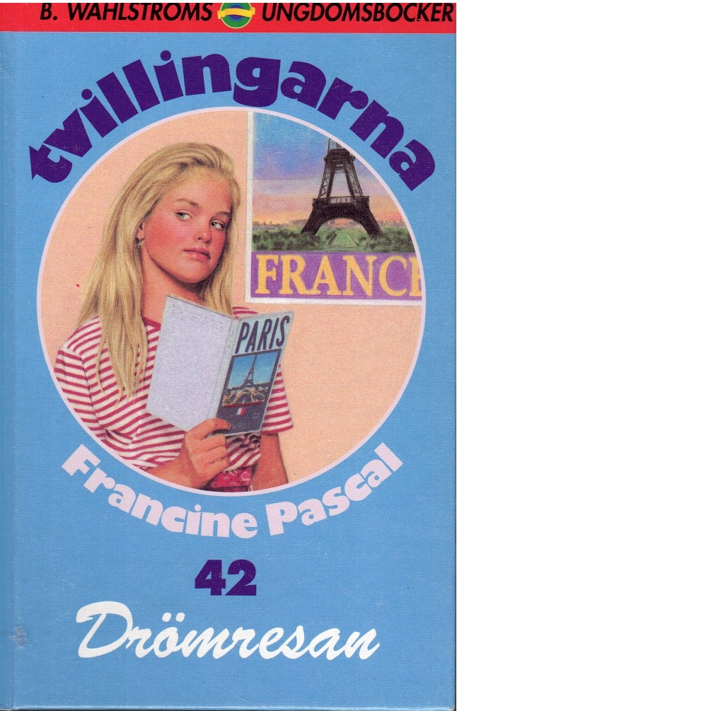 Tvillingarna 42 Drömresan - Pascal, Francine