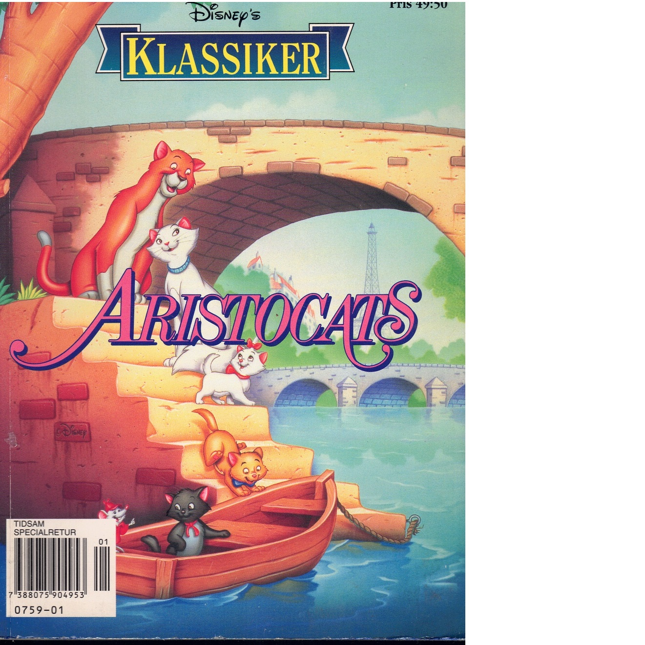 Aristocats - Red.