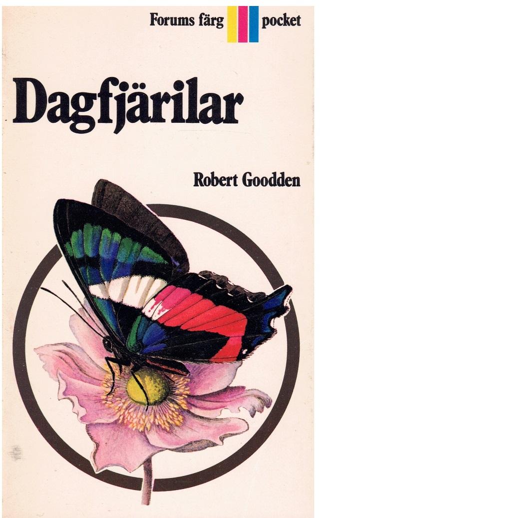 Dagfjärilar - Goodden, Robert