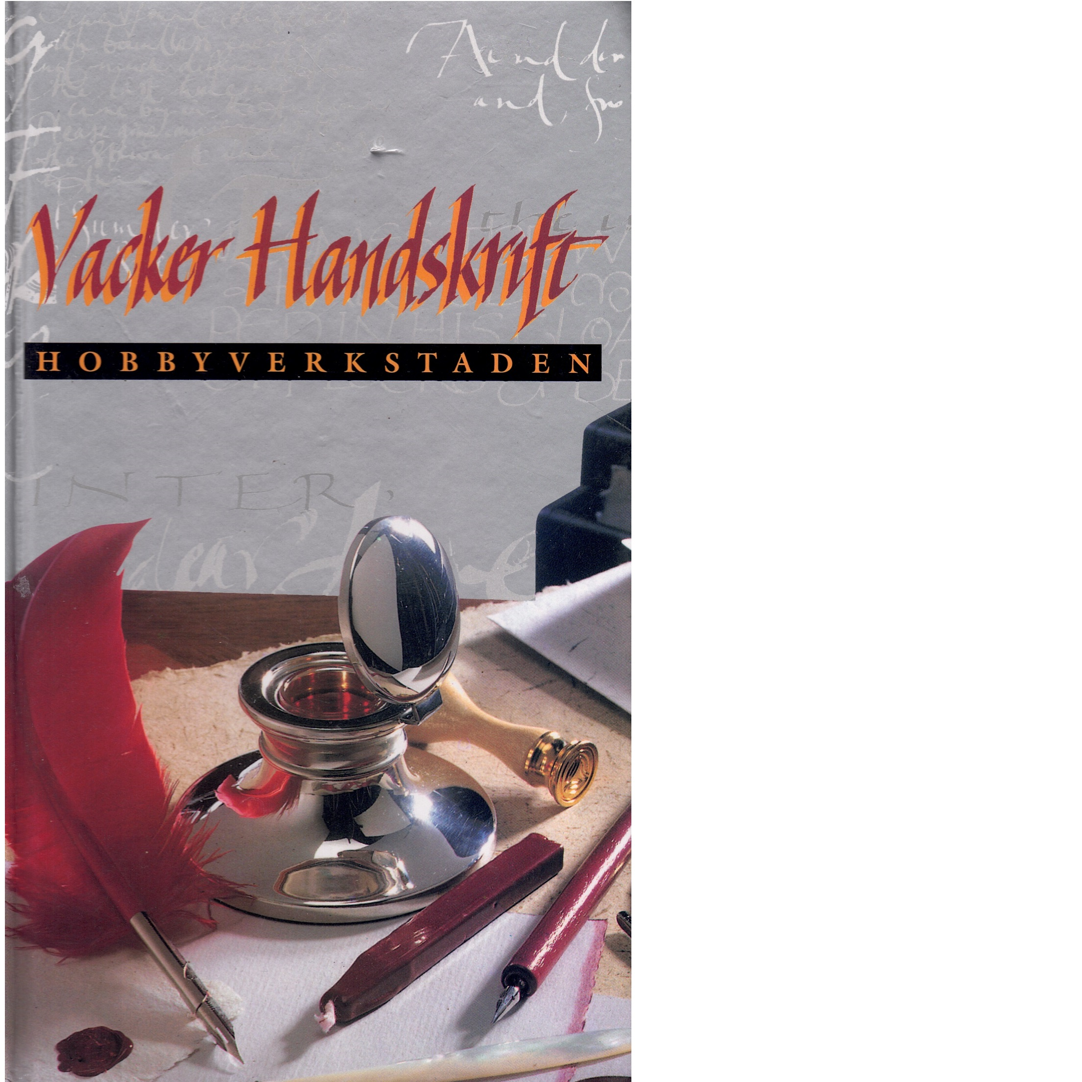 Vacker handskrift: hobbyverkstaden - Secrett, Claiare