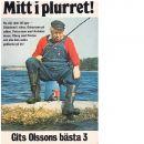 Mitt i plurret : Gits Olssons skärgårdskåserier - Olsson, Gits