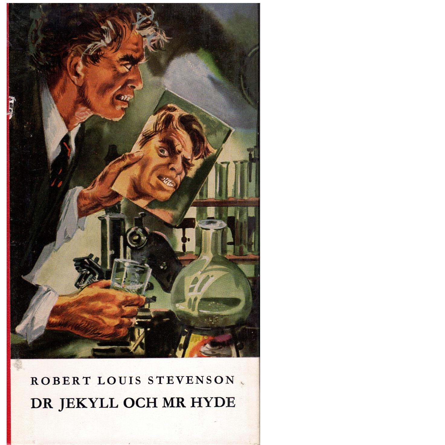 Dr Jekyll och Mr Hyde och Demonen i flaskan - Stevenson, Robert Louis