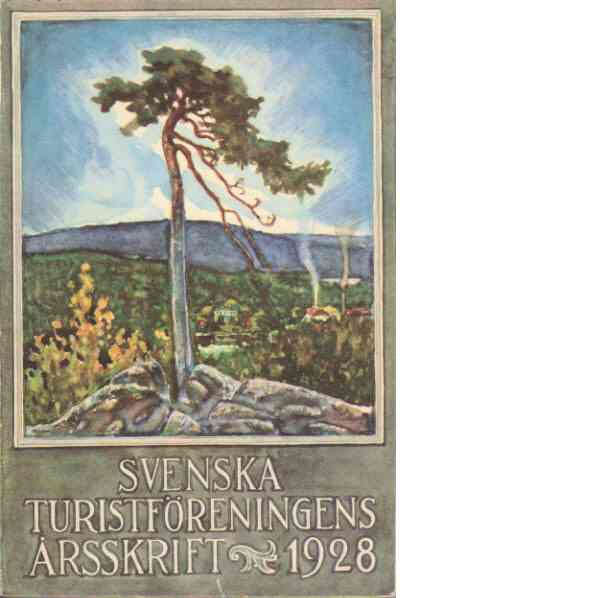STF:s årsskrift 1928 - Red.