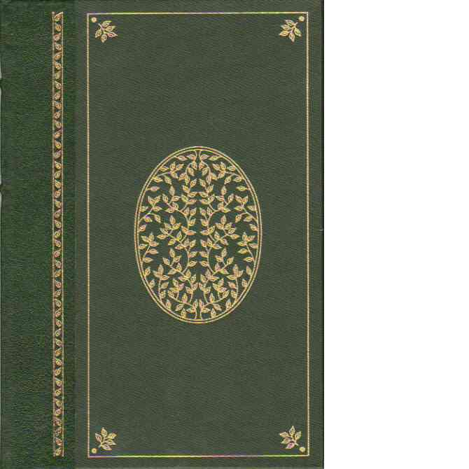 Leaves of grass (The Franklin Library) - Whitman, Walt