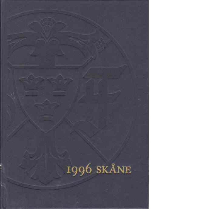 STF:s årsskrift 1996 - Skåne - Red.