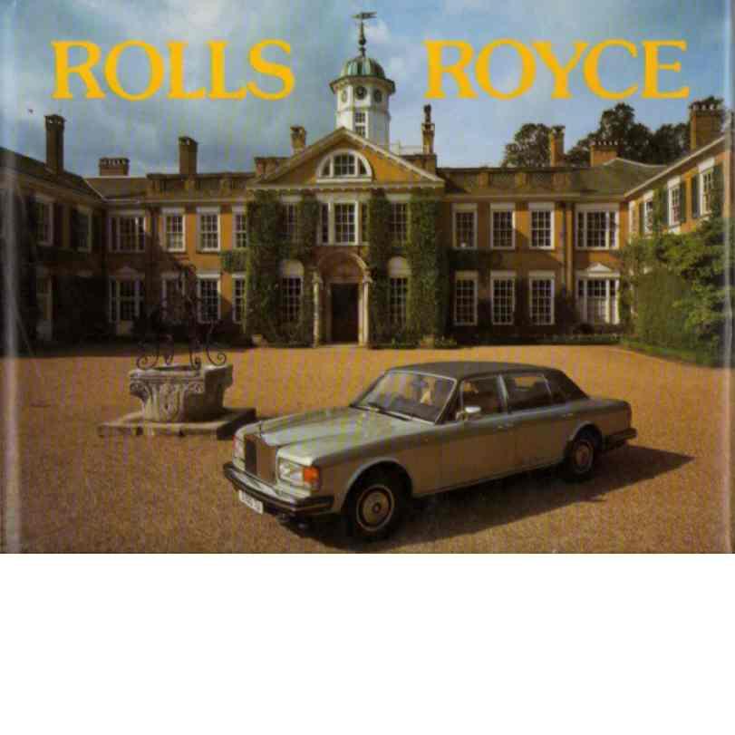 Rolls Royce - Fenn, George