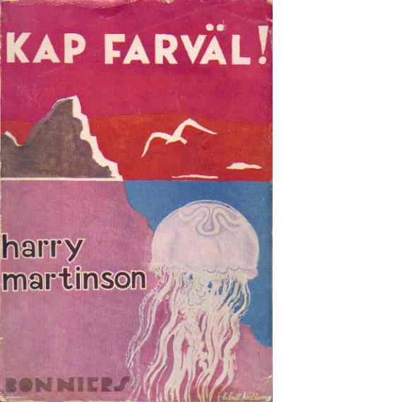 Kap farväl - Martinson, Harry