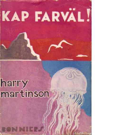 Kap farväl - Martinson, Harry