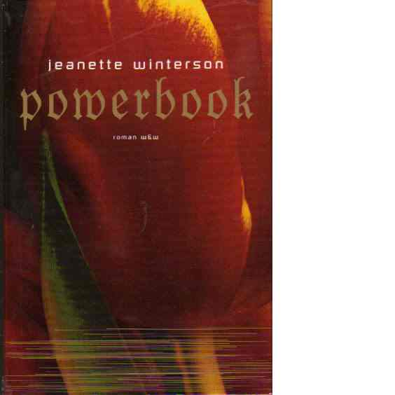 Powerbook - Winterson, Jeanette