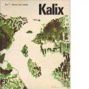 Kalix : D. 1, Namn och språk - Red.