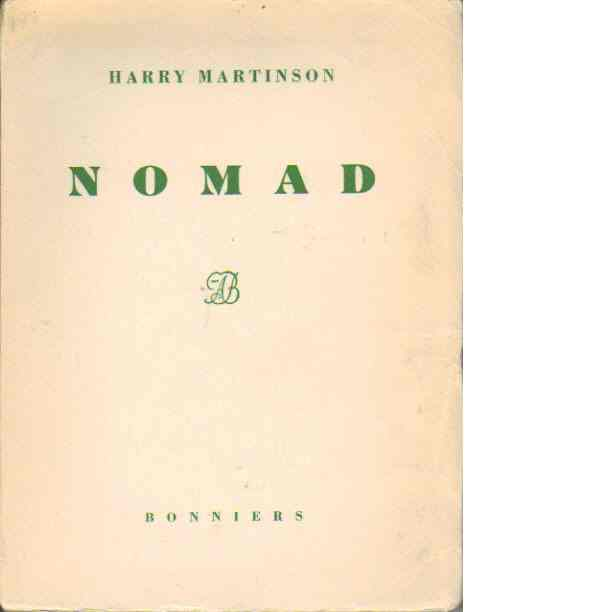 Nomad - Martinson, Harry