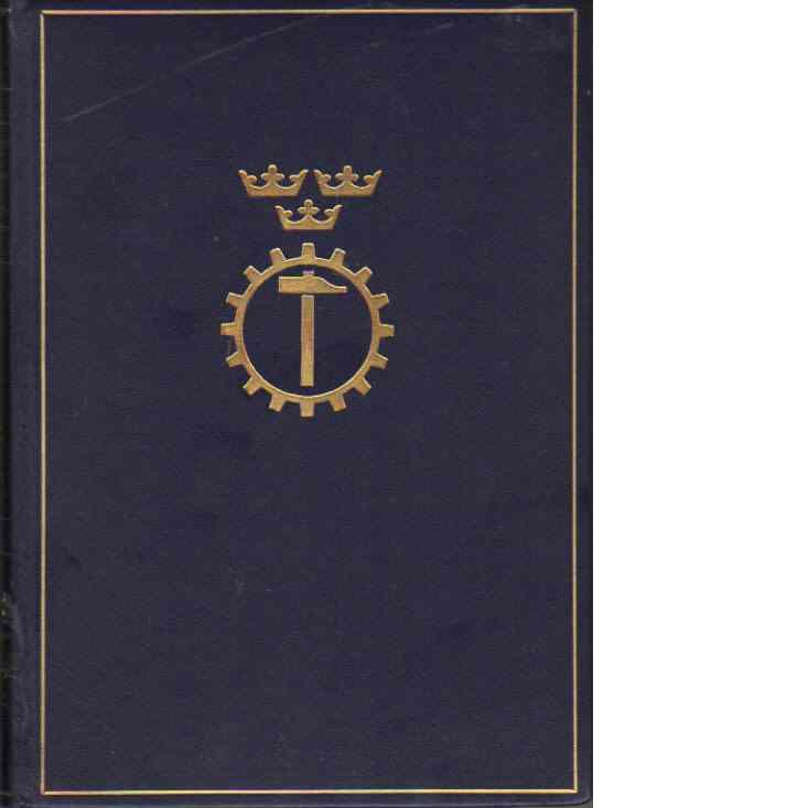 Hantverkarna i genombrottsskedet 1870-1920 - Söderberg, Tom