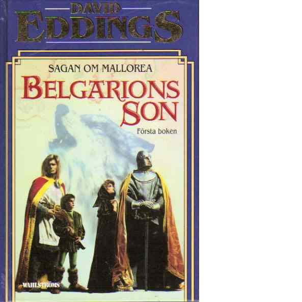 Sagan om Mallorea. Bok 1,Belgarions son - Eddings, David