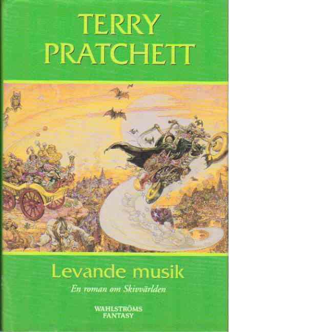 Levande musik - Pratchett, Terry