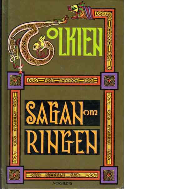 Sagan om ringen - Tolkien, J. R. R.,