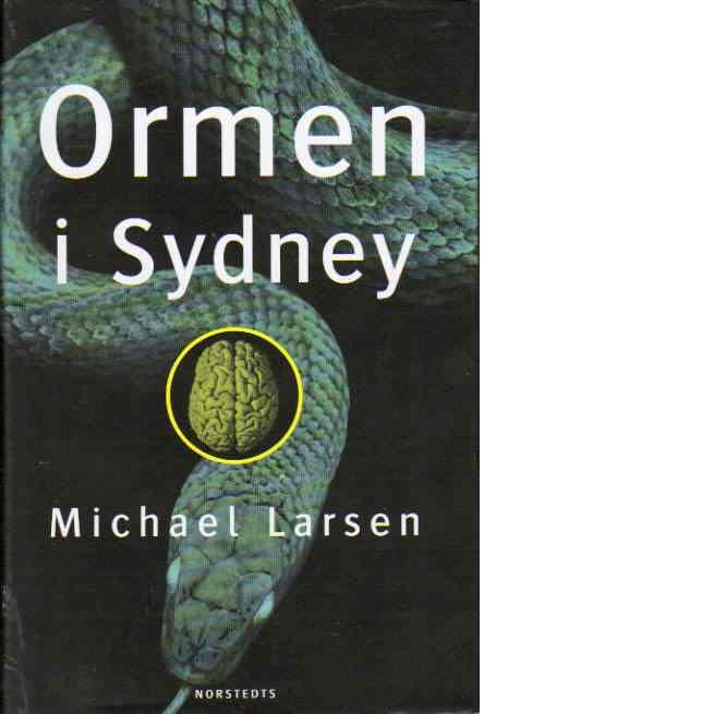 Ormen i Sydney - Larsen, Michael