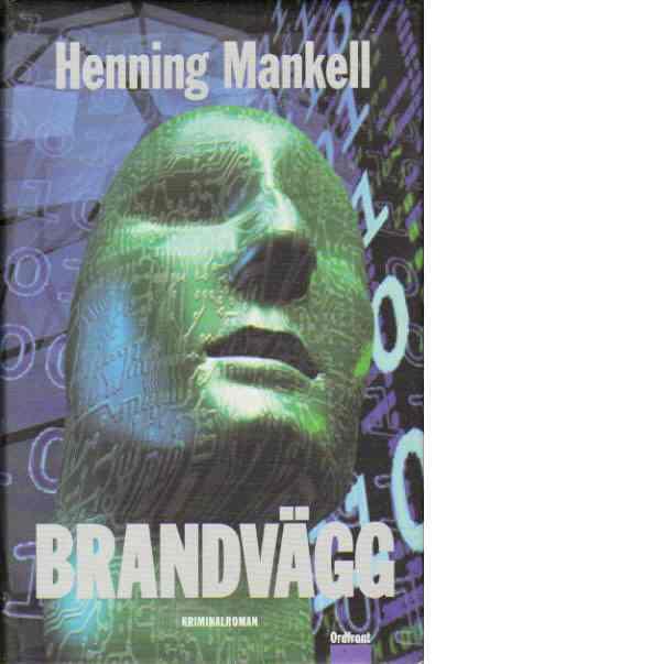 Brandvägg - Mankell, Henning