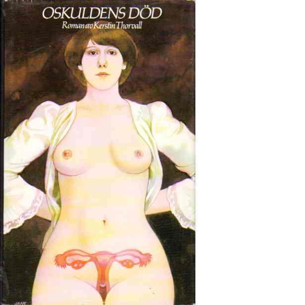 Oskuldens död - Thorvall, Kerstin,