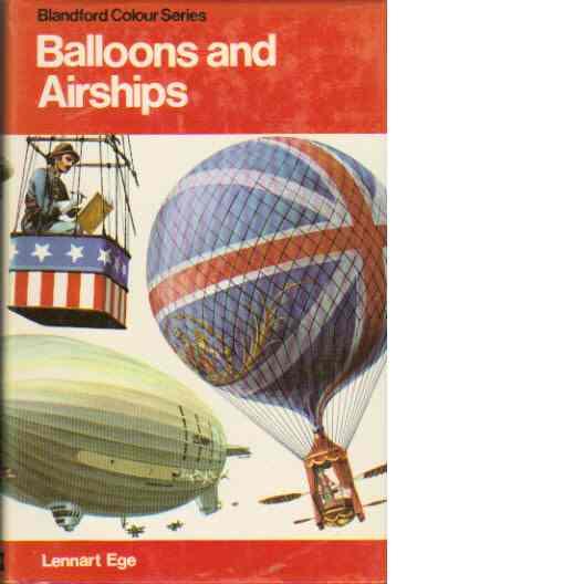 Balloons and Airships - Ege, Lennart