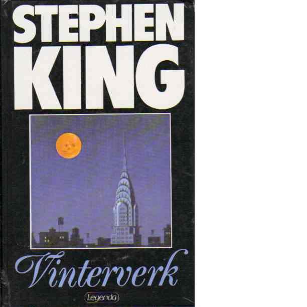 Vinterverk : två berättelser - King, Stephen