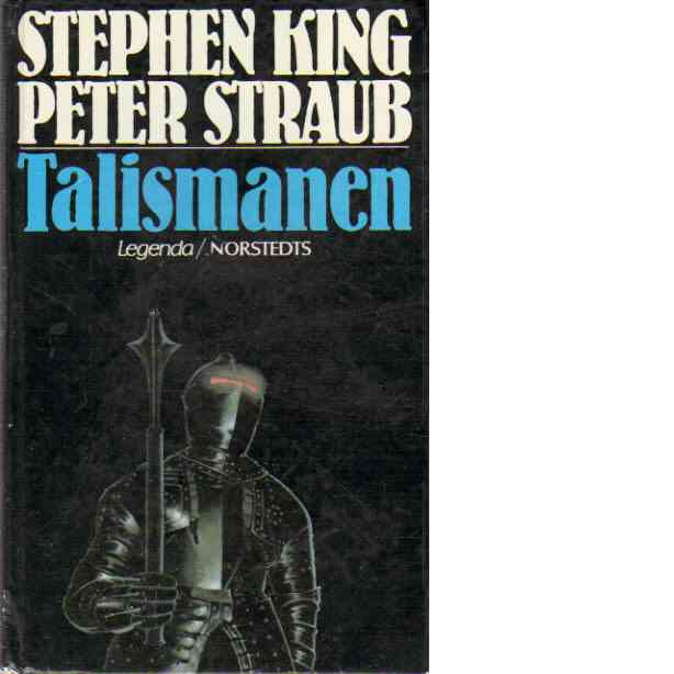 Talismanen - King, Stephen